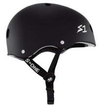 Matte Black Helmet by S1