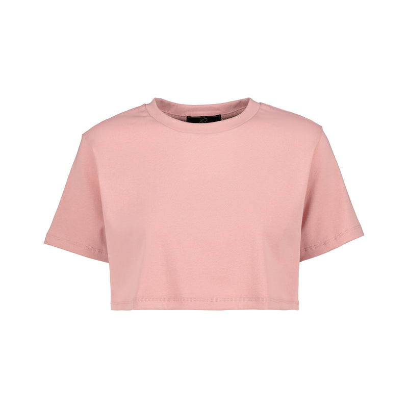 Oversize Cropped T-shirt
