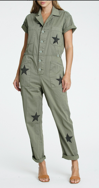 GROVER SHORT SLEEVE FIELD SUIT - ROYAL HONOR