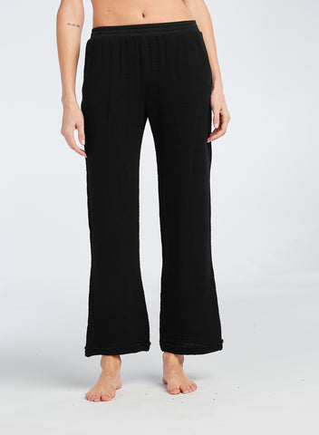 Red Haute Easy Pant