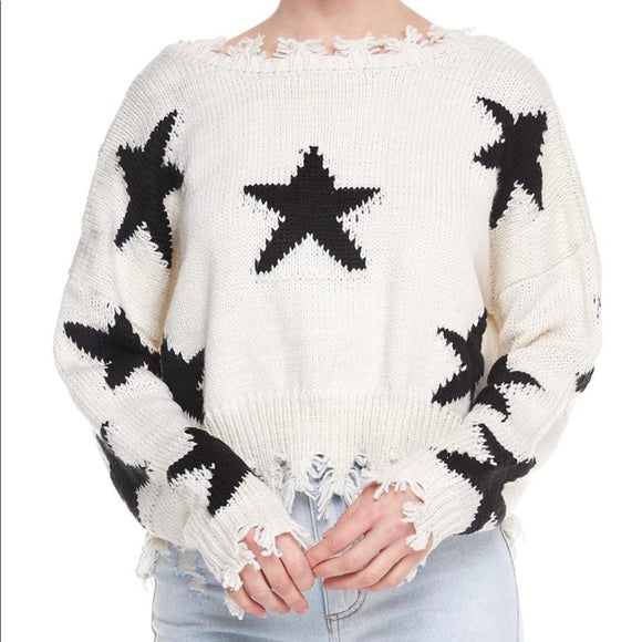 Nibi Star Sweater