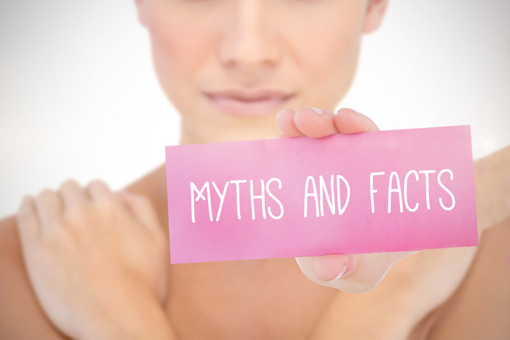 Please Stop Believing These Beauty Myths