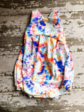 Tie Dye Swim Bubble