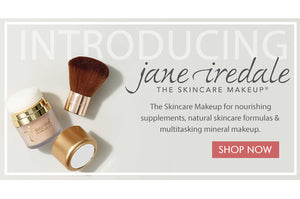 Introducing Jane Iredale: The Skincare Makeup