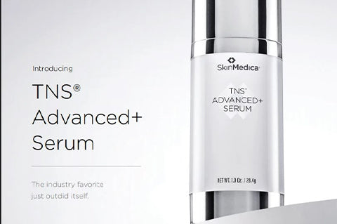 SkinMedica Has Outdone themselves With The TNS ADVANCED+ SERUM