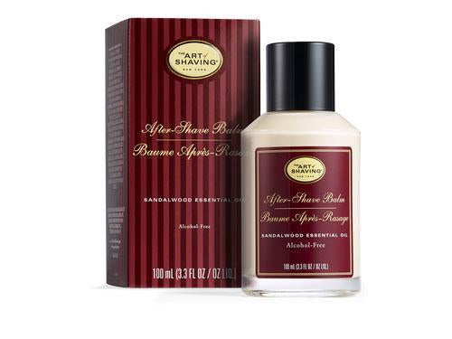 The Art of Shaving Sandalwood After-Shave lotion 3.3 oz