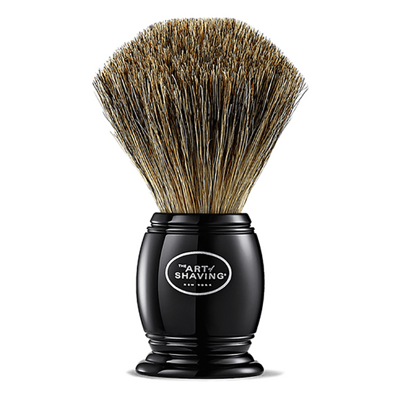The Art Of Shaving Pure Badger - Black Brush