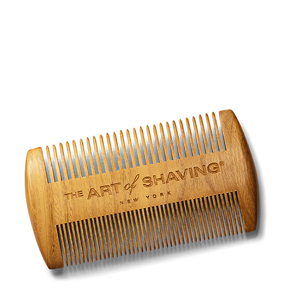 The Art Of Shaving Sandalwood Beard Comb
