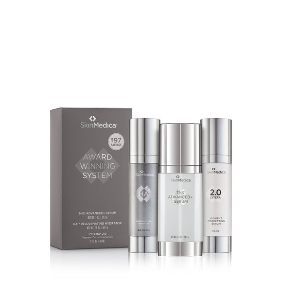 SkinMedica Award-Winning System from SkinMedica (3 piece)