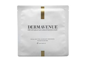 Dermavenue 24K Gold Infused Antioxidant and Hydration Mask
