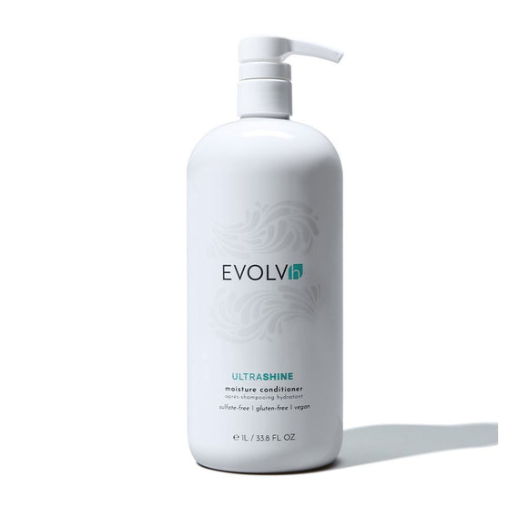 EVOLVh UltraShine Moisture Conditioner 33.8oz