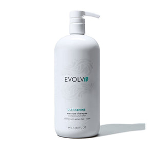 EVOLVh UltraShine Moisture Shampoo 33.8oz