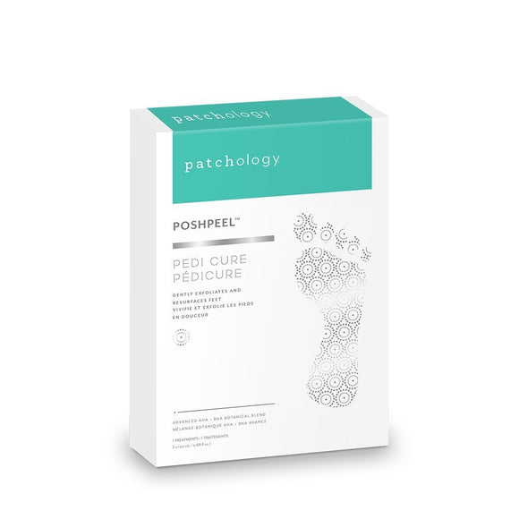 Patchology PoshPeel Pedi Cure Single -