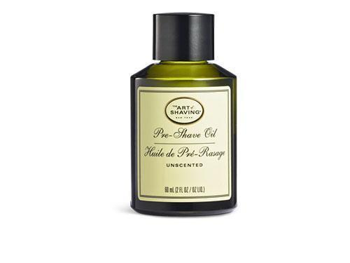 The Art of Shaving Unscented Pre-Shave Oil 2 oz