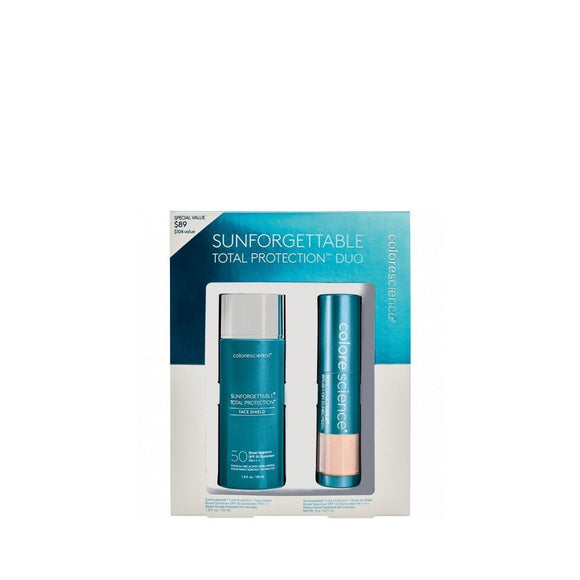Colorescience Sunforgettable Total Protection Duo Kit SPF 50