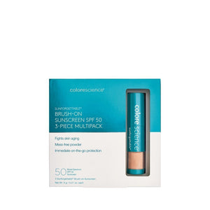 Colorescience Sunforgettable Total Protection Brush-On Shield SPF 50 Multipack