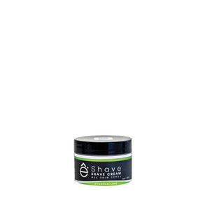 eShave Travel Size Shave Cream Verbena Lime