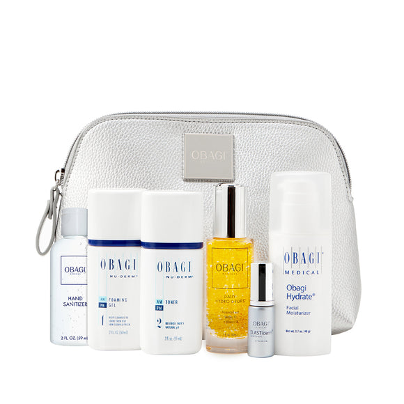 Obagi Hydrate & Radiate Holiday Kit - Limited Edition 6-Piece Set