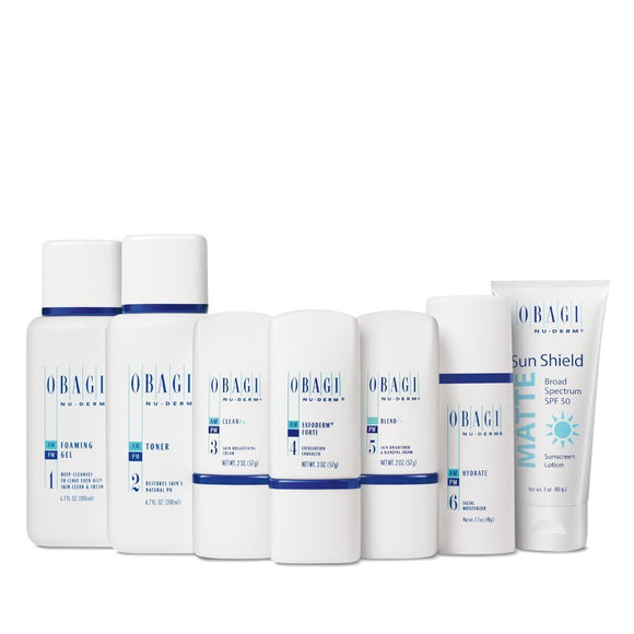 Obagi Nu-Derm Fx System (Normal to Oily)