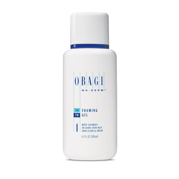Obagi Nu-Derm Foaming Gel #1 (6.7oz)