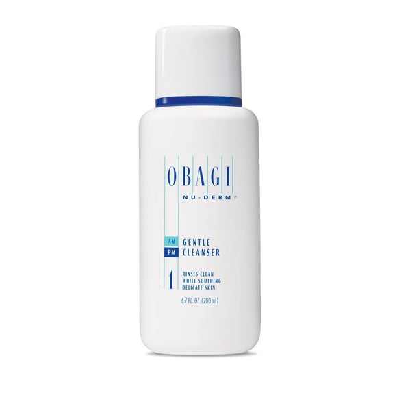 Obagi Nu-Derm Gentle Cleanser #1 (6.7oz)