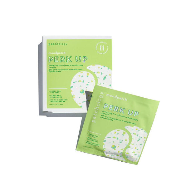 Patchology Moodpatch Perk Up Eye Gels - 5 Pack