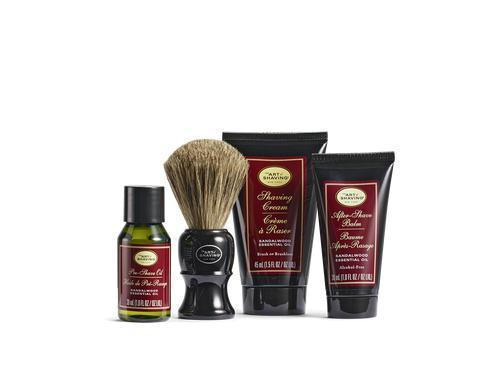 The Art of Shaving Sandalwood Mid Size Kit
