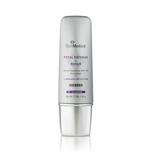 SkinMedica Total Defense + Repair SPF 34 - Tinted (2.3oz)