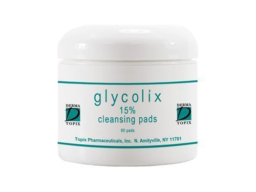 Glycolix 15% Cleansing Pads