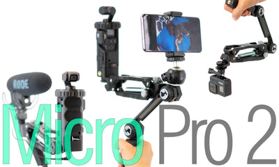 NEW Micro Pro 2 - 4th Axis