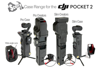 NEW DJI Pocket 2 Cases