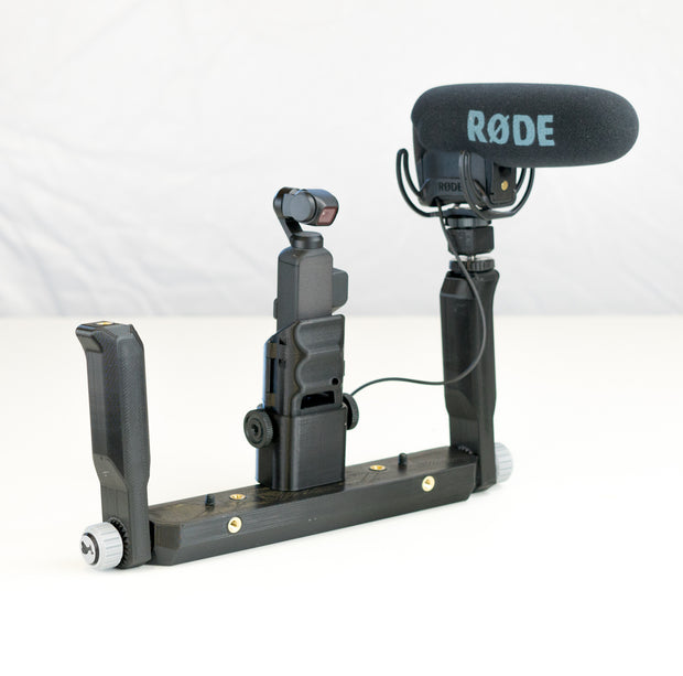 Audio Riser for Osmo Pocket 1 Wireless Cases