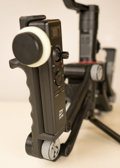Follow Focus Remote Handle for Pro 3 & Pro 2 Crane 2 - ScottyMakesStuff