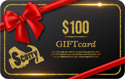 Gift Card - ScottyMakesStuff
