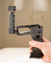 Osmo Pocket Micro 4th Axis in Case - ScottyMakesStuff - smooth footage with 4th Axis - Z axis - and accessories for content creators and filmmakers