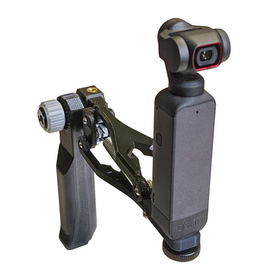 DJI Pocket 2 Micro 4th Axis with Handle - ScottyMakesStuff