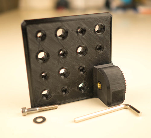 SR Cheeseplate Mounts for Pro 3 - ScottyMakesStuff - smooth footage with 4th Axis - Z axis - and accessories for content creators and filmmakers