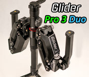 Glider Pro 3 Duo - ScottyMakesStuff - smooth footage with 4th Axis - Z axis - and accessories for content creators and filmmakers