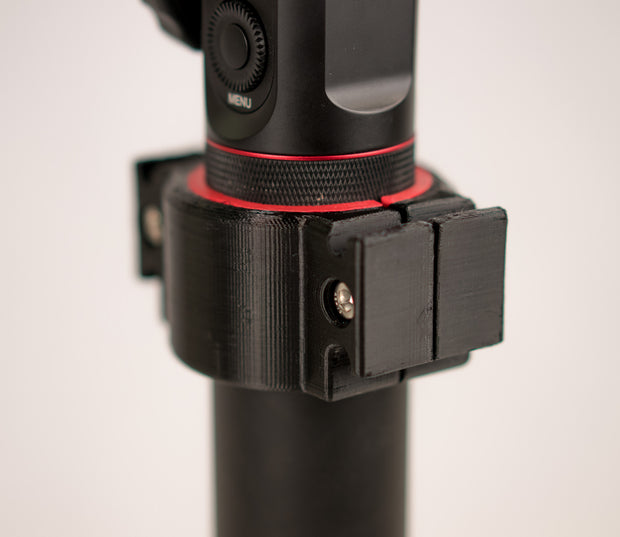 Gimbal Mounts for AirFlo and Glider Pro 3 ecosystems - ScottyMakesStuff - smooth footage with 4th Axis - Z axis - and accessories for content creators and filmmakers