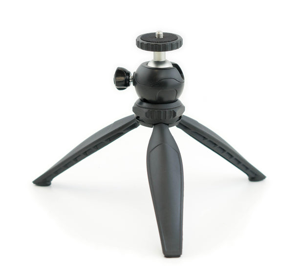 Mini Tripod and Detachable Ball Head