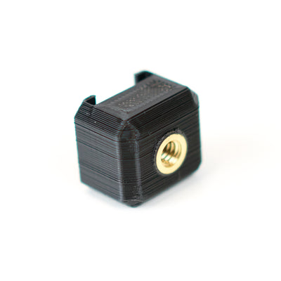 Cold Shoe to 1/4-20 adaptor