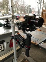 SR Poles Mounts for Pro 3 - ScottyMakesStuff - smooth footage with 4th Axis - Z axis - and accessories for content creators and filmmakers