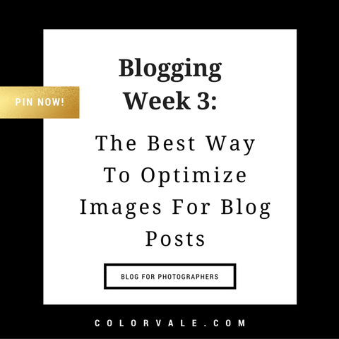 The Best Way to Optimize Images for Blog Posts