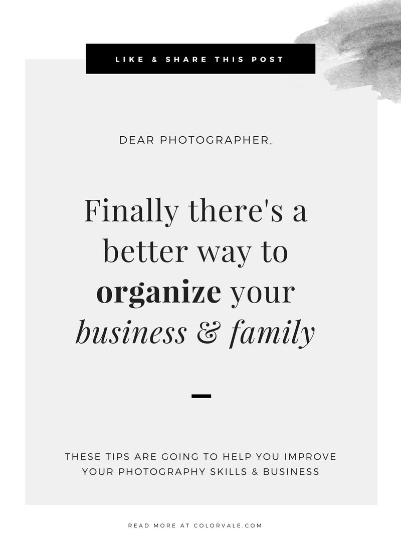 Finally there's a better way to organize your business & family life