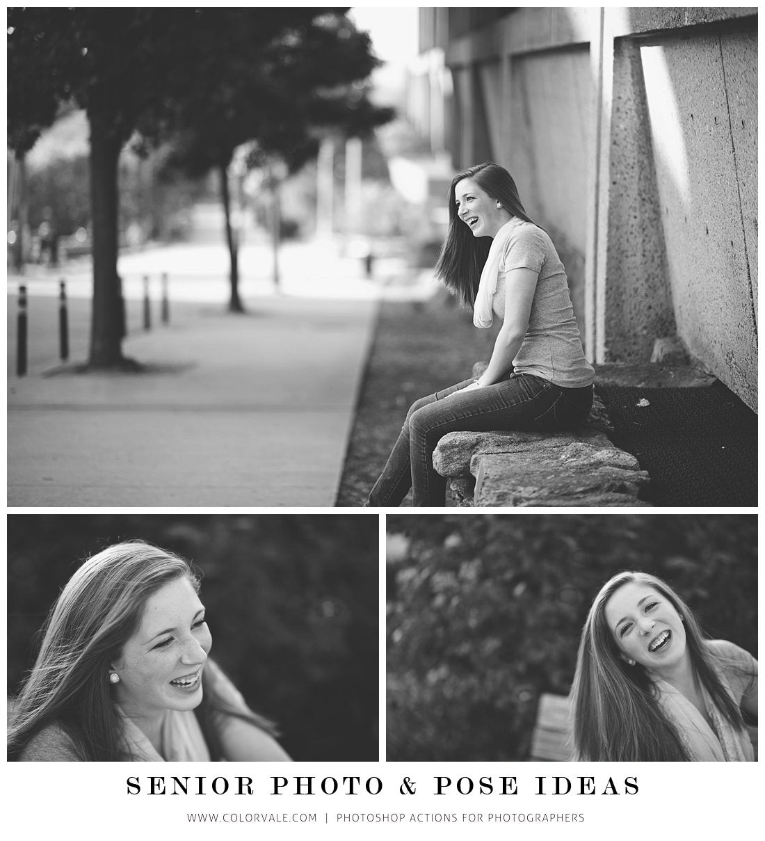 7 Senior Pose Ideas