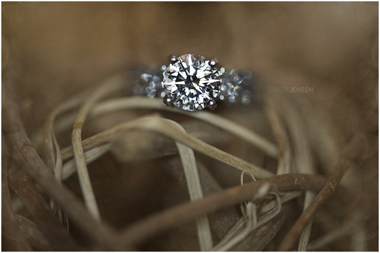 How to create crips & detailed wedding ring photos