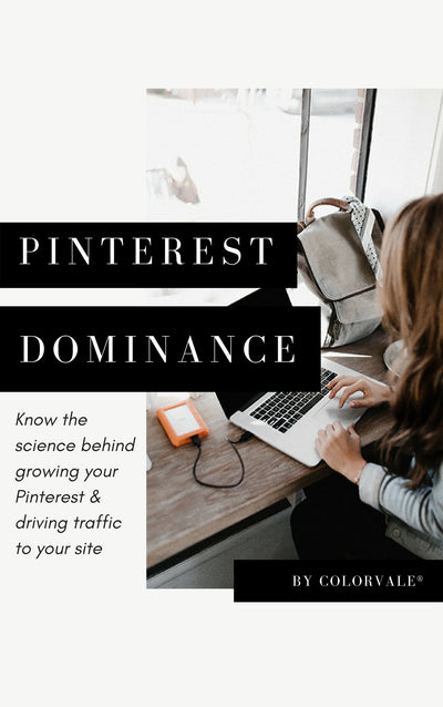 Pinterest Dominance - for photographers -