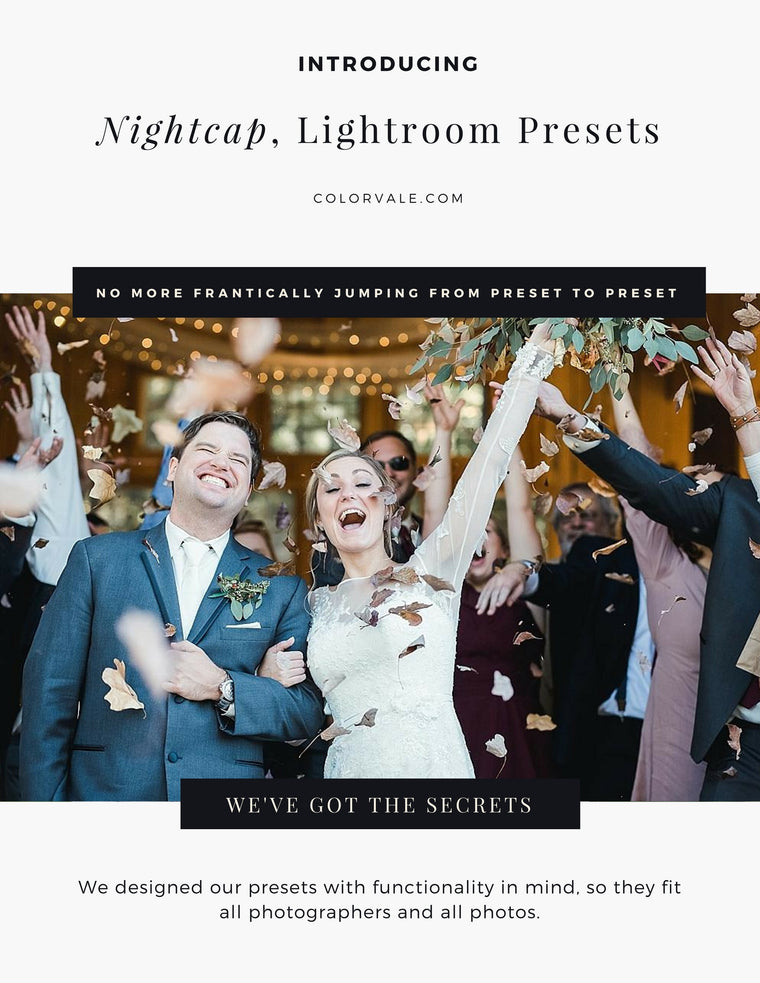 Nightcap Lightroom Presets
