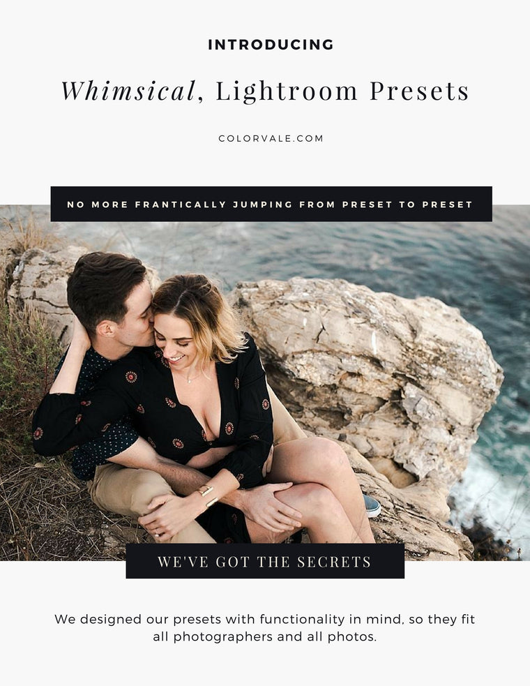 Whimsical Lightroom Presets