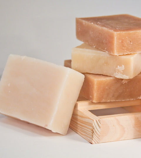 What's In It: Handmade Vegan Soap